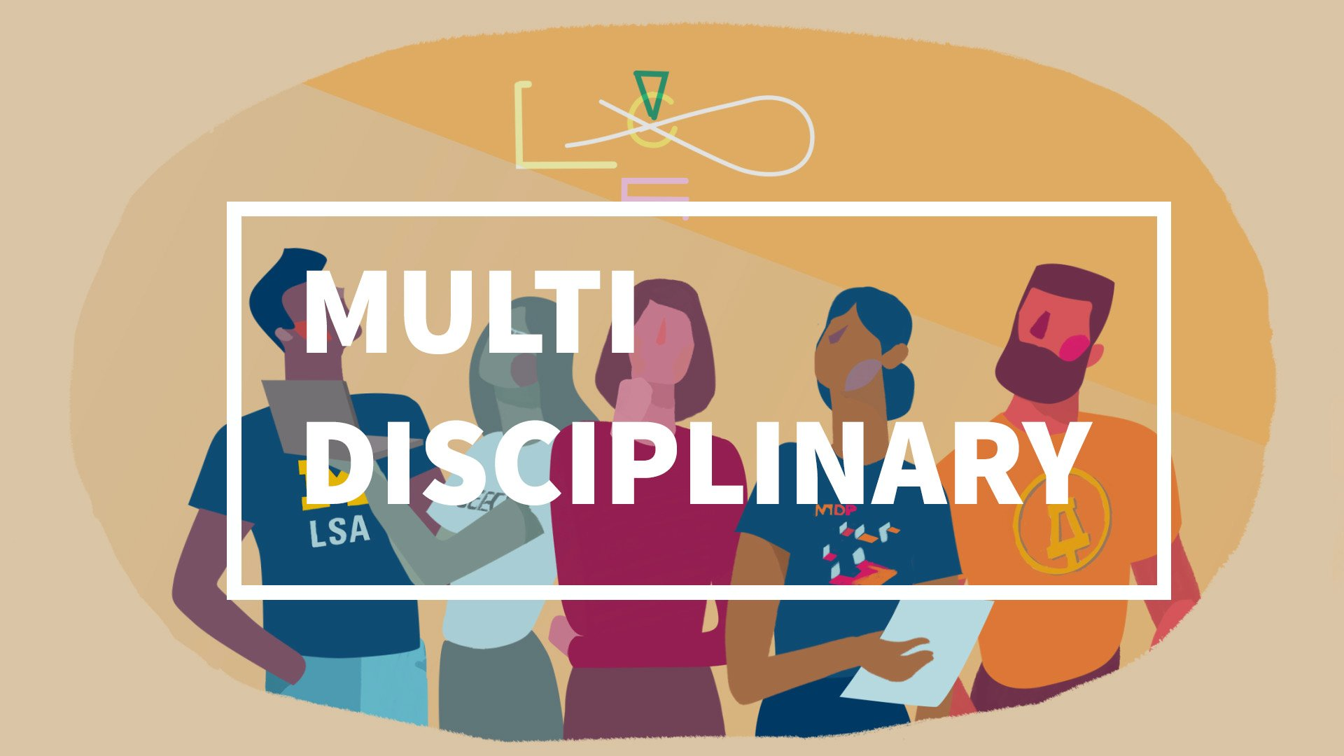 How can we be a multidisciplinary person in 5 Basic Steps  in the 21st Century?