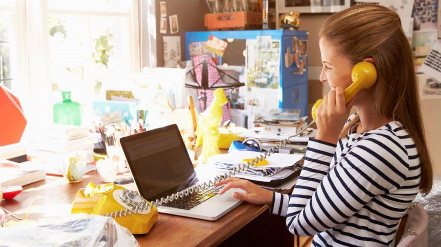 Home Office Çalışırken Verimimizi Nasıl Arttırabiliriz?