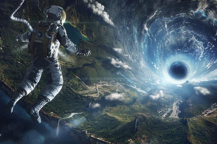 Bir Kara Deliğin İçinde Yaşıyor Olabilir Miyiz?